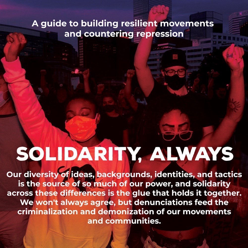 Building Resilient Movements #2