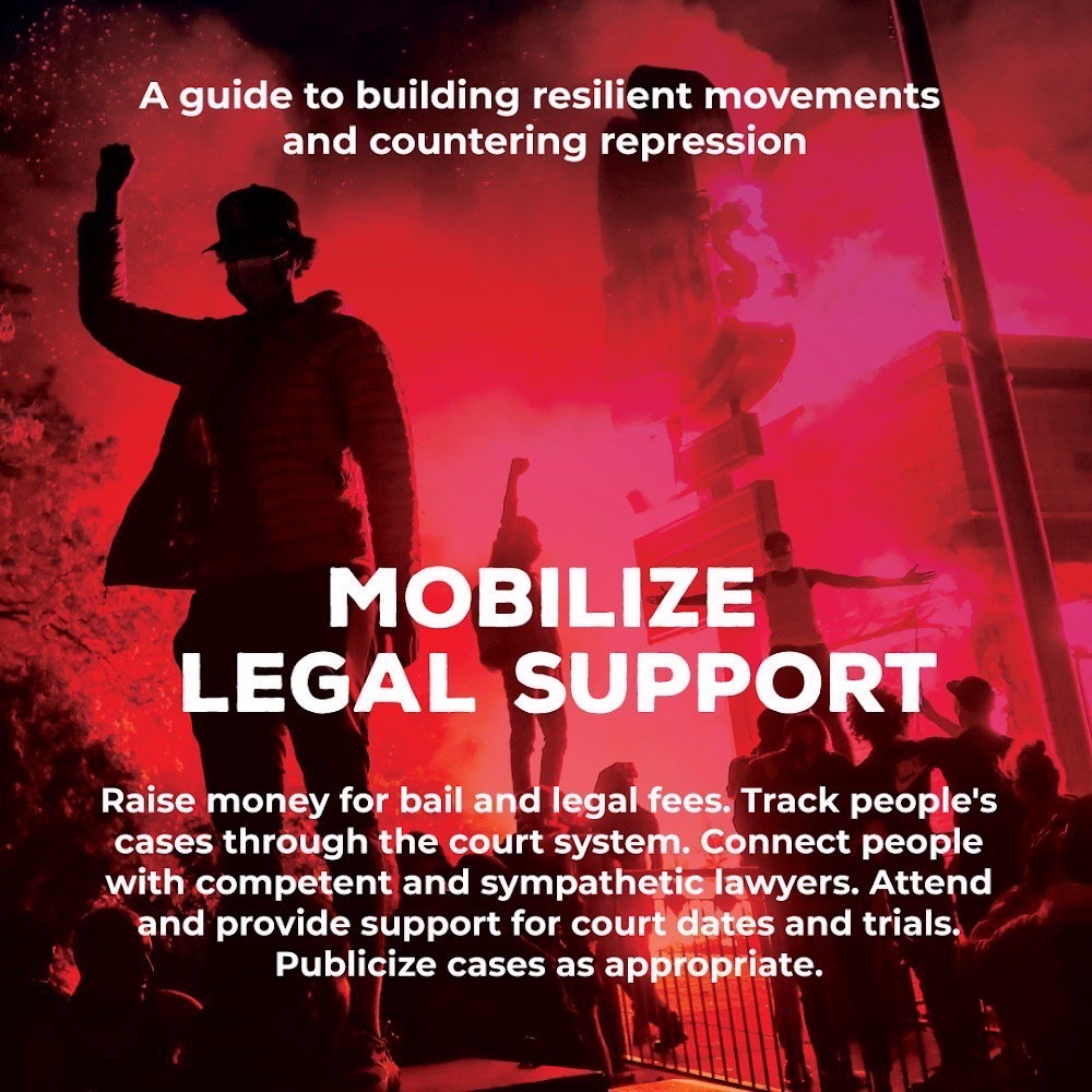 Building Resilient Movements #9