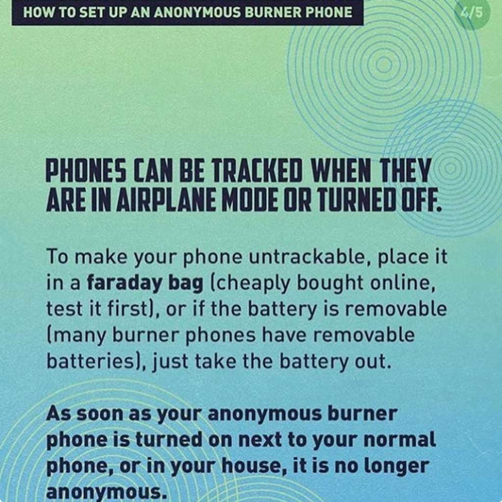 Burner Phones Guide 4